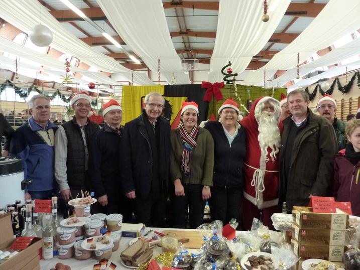 Clairoix 2013 (Weihnachtsmarkt)